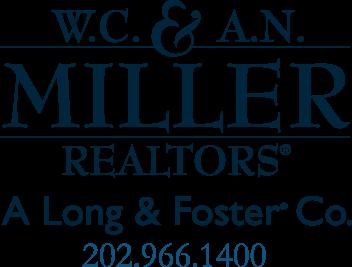 W.C. & A.N. MILLER REALTORS® A Long & Foster Co. 202.966.1400